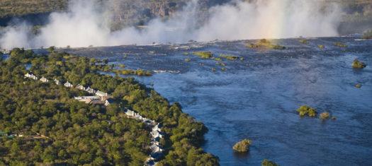Victoria Falls Extension Zambia