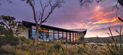 Shores of the Southern Ocean: A Luxury Air Safari (2021)