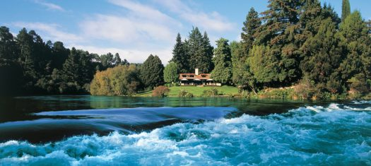 Fly-Fishing, Wine & Dine The North Island
