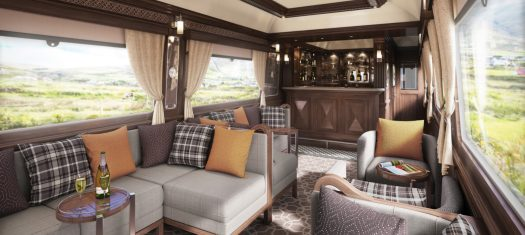 Belmond Grand Hibernian: Grand Tour of Ireland - Northbound
