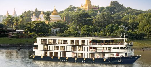Luxury Small Group Journeys - Myanmar & The Irrawaddy (2018)