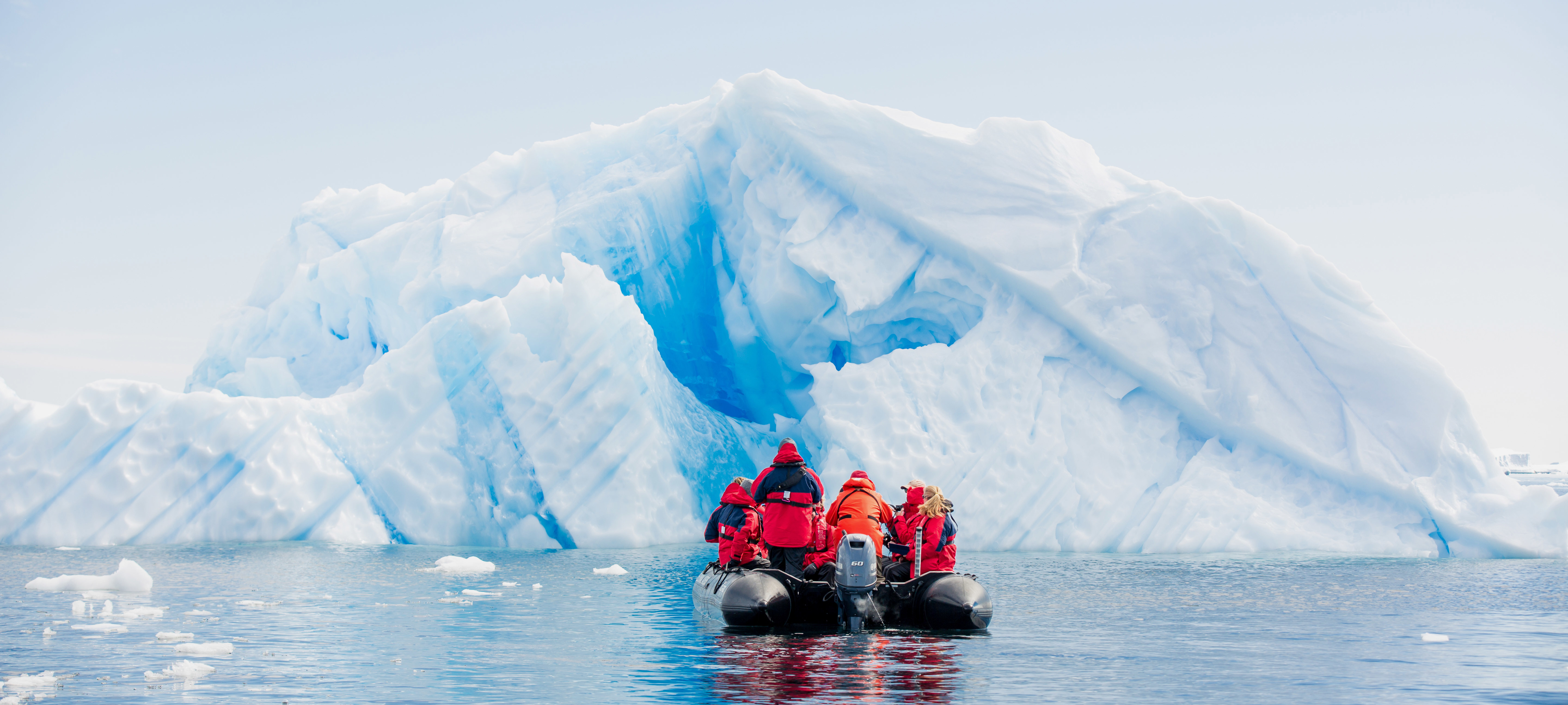Antarctic Discovery Palmer S Bicentennial Expedition