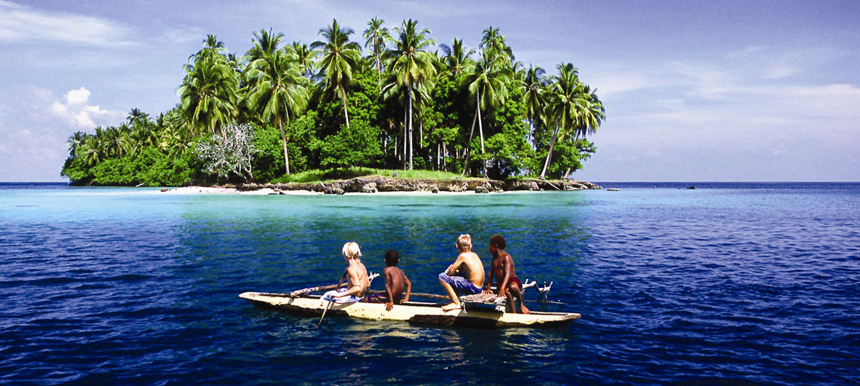 Luxury Holidays In Papua New Guinea