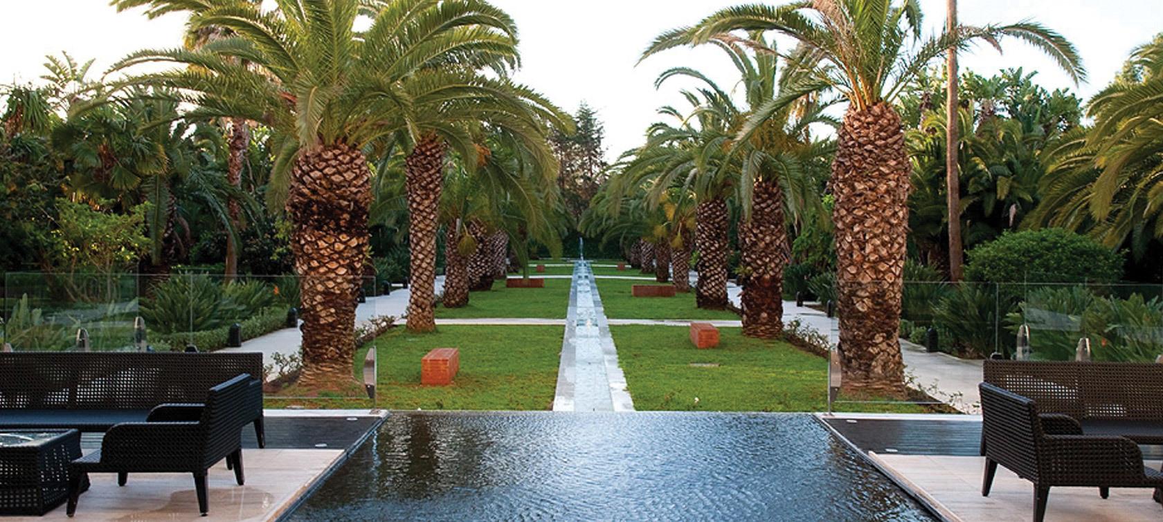 Sofitel Jardin des Roses, Rabat