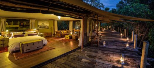 Samburu & Mara Safari