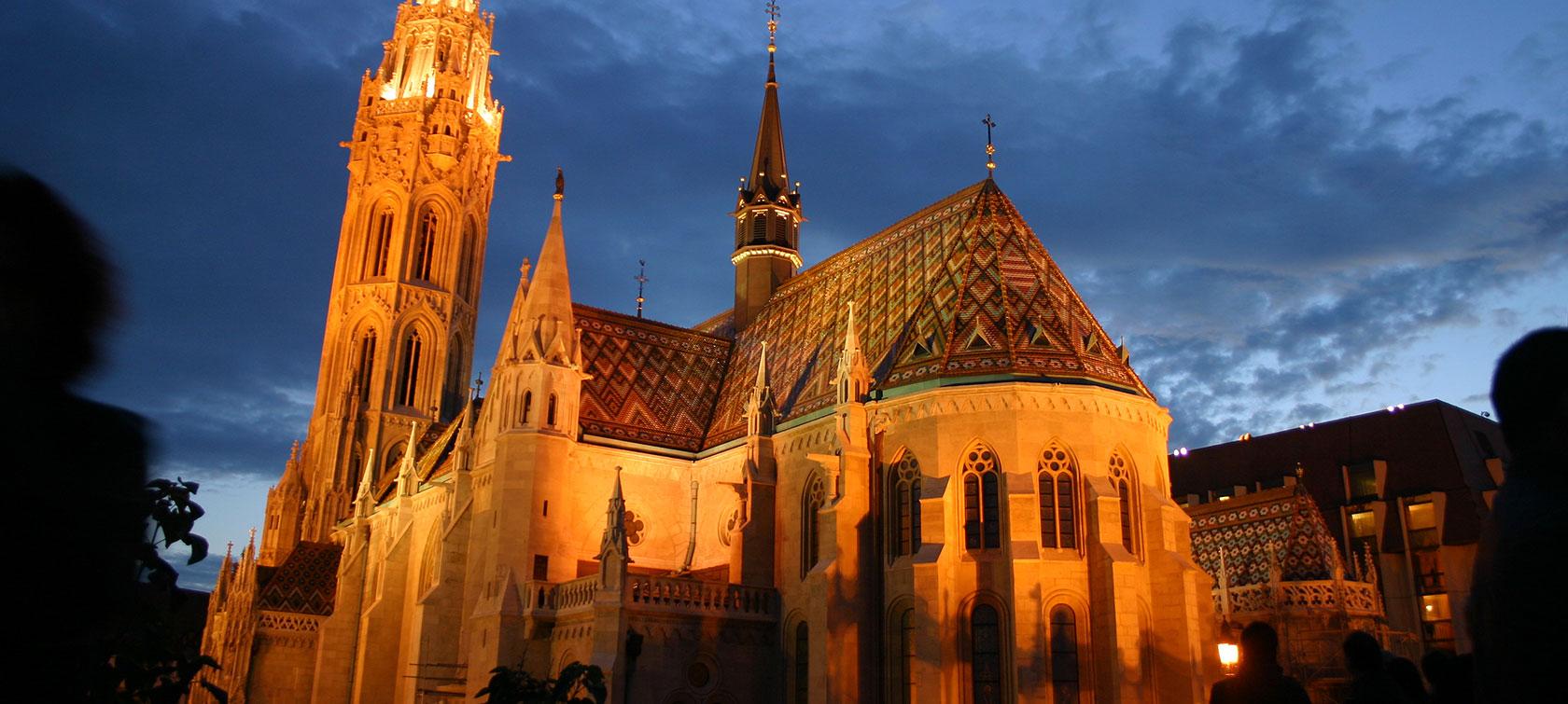 A Tale Of Three Cities Europe Hungary Czech Republic Austria