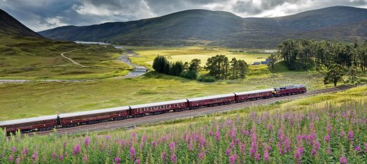Belmond Royal Scotsman: Western Scenic Wonders