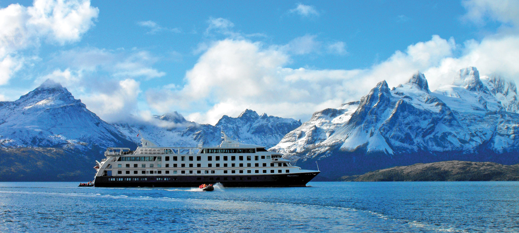 Australis Expedition Cruises Latin America Argentina Chile