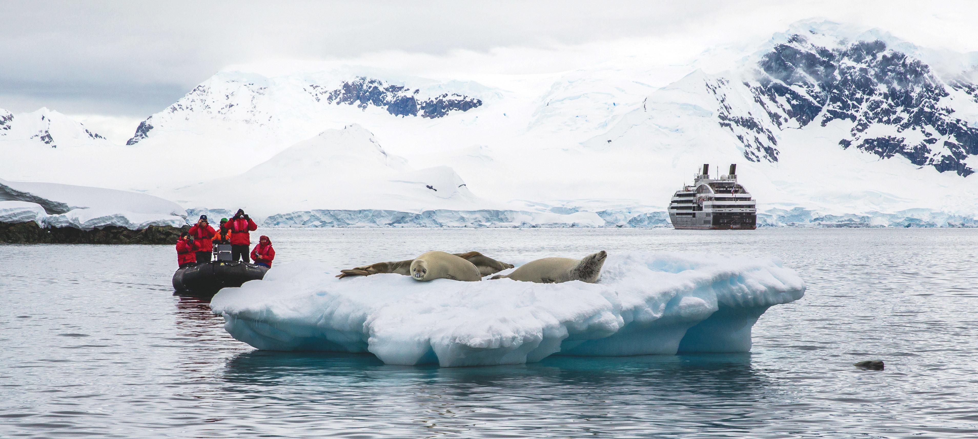 Classic Antarctica 20172018  Antarctica