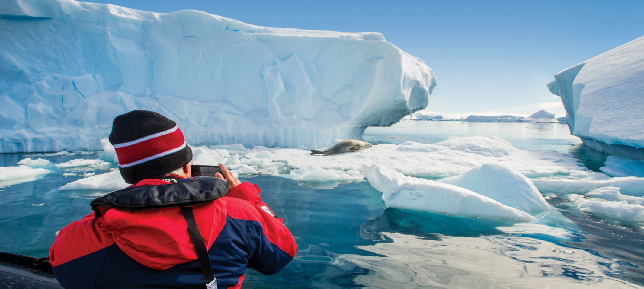 Save up to $16,000 on our Epic Polar Expeditions thumbnail image
