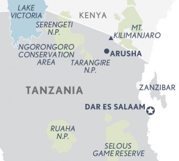 Luxury Holidays to Tanzania | Luxury Travel from A&K