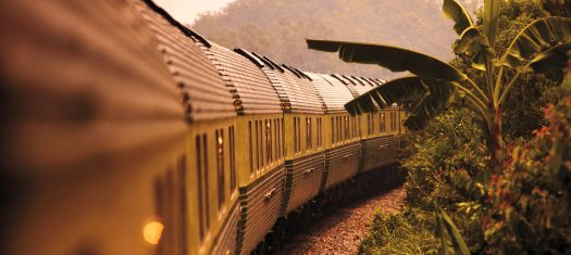 Legends of the East by Rail: Bangkok to Singapore & Bali - A Marco Polo Journey (2020)