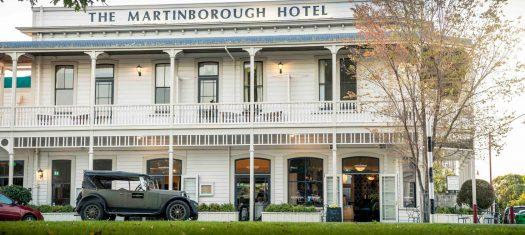 Wellington & Martinborough Epicurean Escape