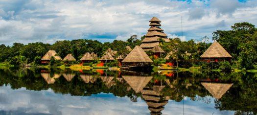 Ecuador Amazon Lodge