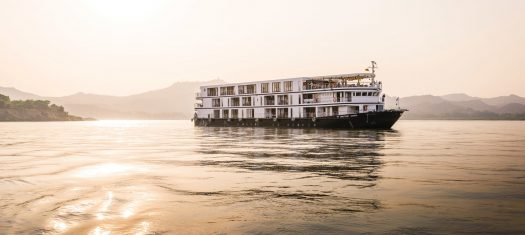 Myanmar in Style (Bagan to Mandalay Cruise)