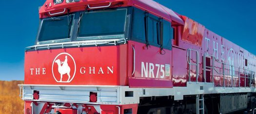 The Overland Adventure Aboard The Ghan