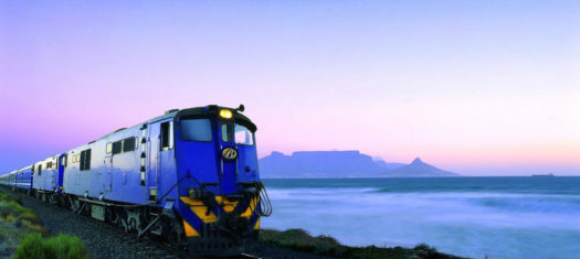The Blue Train - Pretoria to Cape Town
