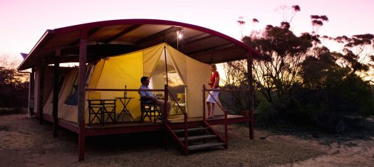 Outback Adventure by Private Aircraft - A Small Group Journey