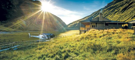 Alpine Luxury Adventure in New Zealand