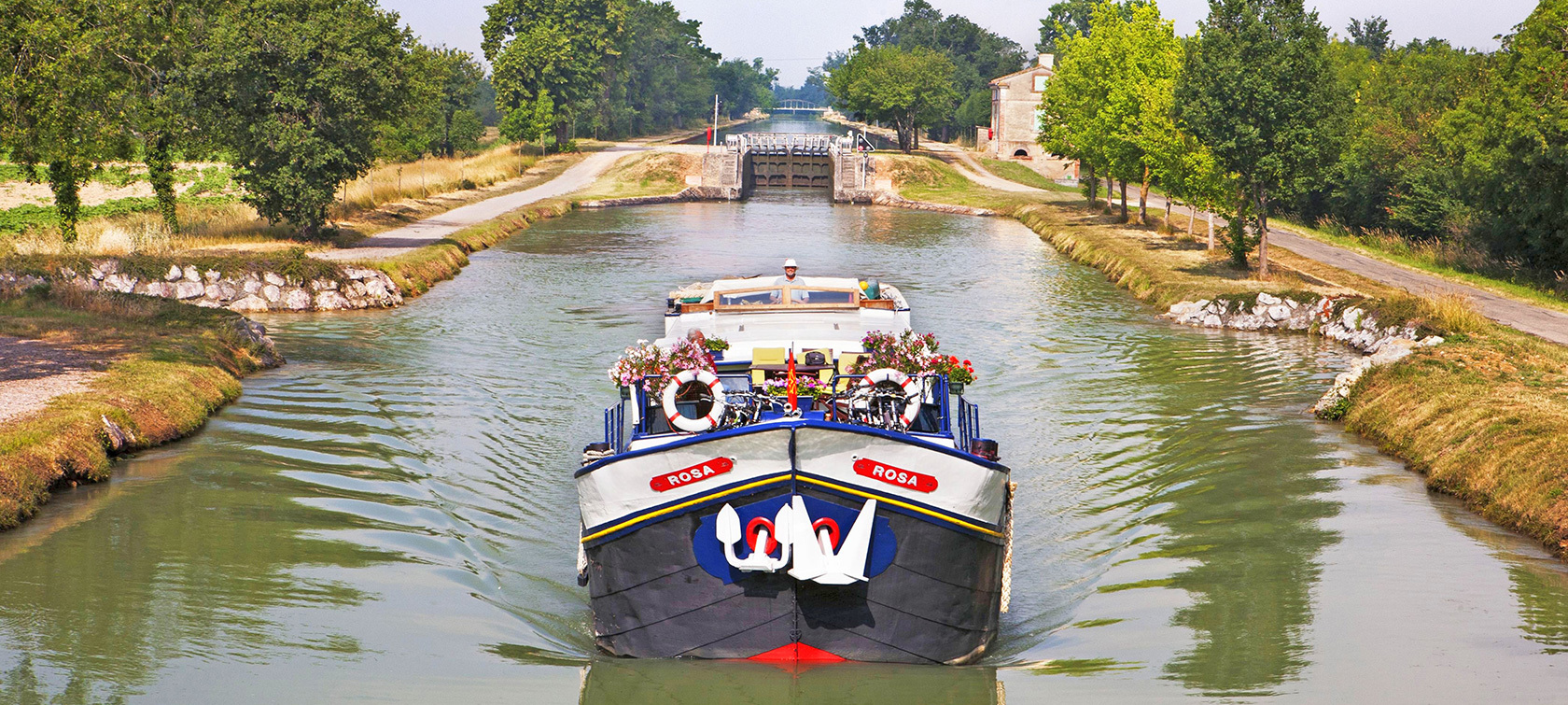the impact of the river cruise Two diametrically-opposed events can affect the smooth running of a river cruise on the one hand, too little water in the river means vessels can't sail because they could run aground.